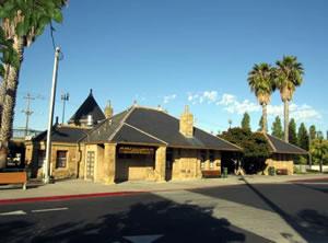 米国カルフォルニア州 サンカルロス市 写真