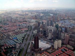 中華人民共和国 上海市閔行区 写真
